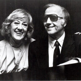 Marian McPartland and George Shearing