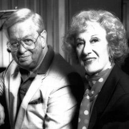 Mel Tormé and Marian McPartland