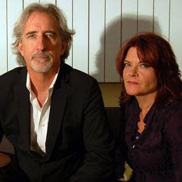 John Leventhal and Rosanne Cash