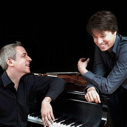 Jeremy Denk and Joshua Bell