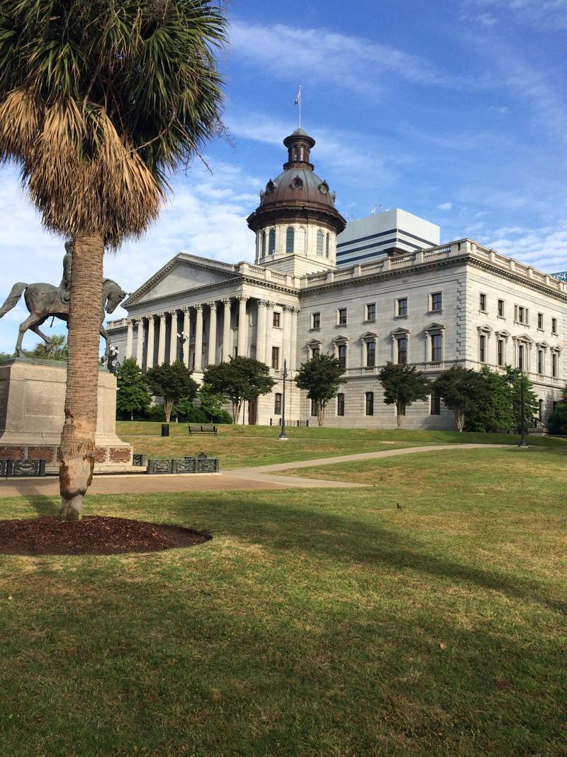 The South Carolina State House
