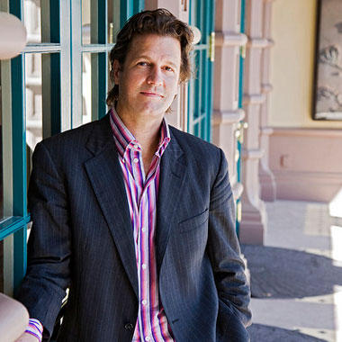 Geoff Nuttall, Artistic Director of the Bank of America Chamber Music Series at Spoleto Festival USA.