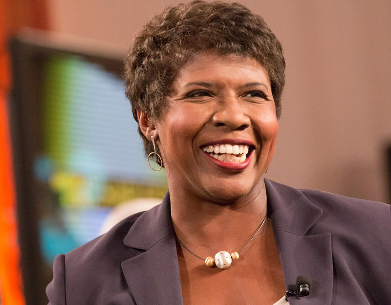 """America After Charleston"" host Gwen Ifill"