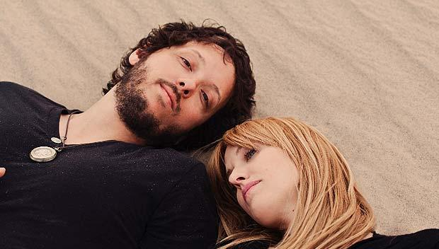 MIchael and Lisa Gungor