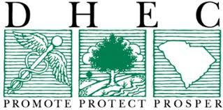 Department of Health and Environmental Control logo