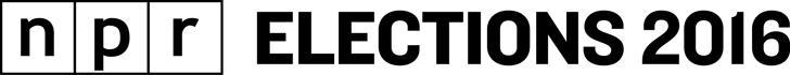 NPR Election 2016 logo