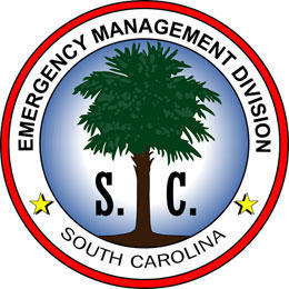 South Carolina Emergency Management Division logo
