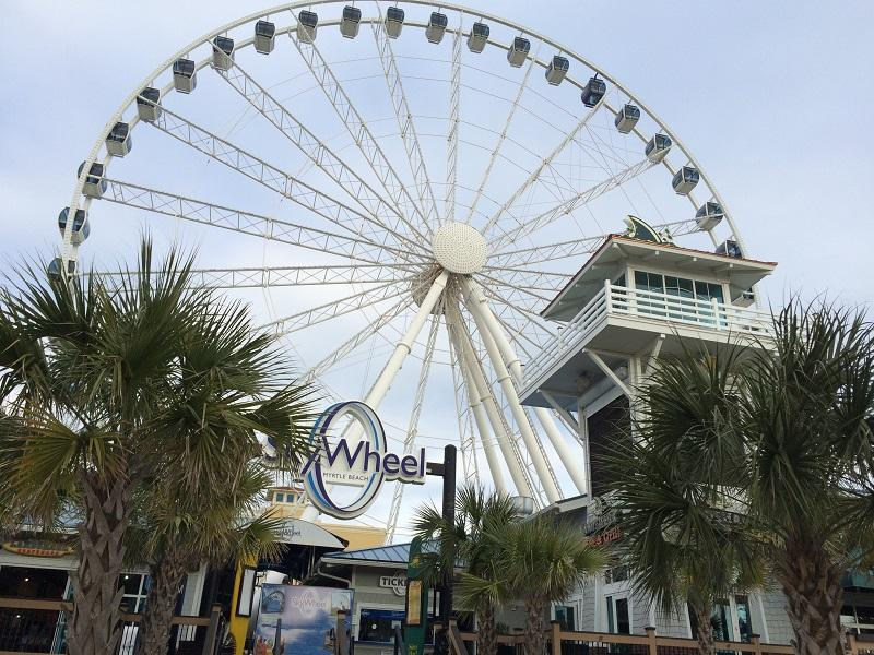 The Skywheel, Myrtle Beach's newest landmark.