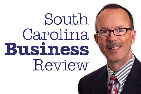 South Carolina Business Review logo