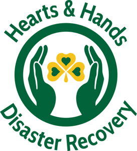 Hearts and Hands Disaster Recovery logo