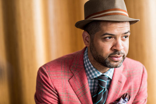 Jason Moran brings his Fats Waller Dance Party to the Wells Fargo Jazz Series at Spoleto Festival USA.
