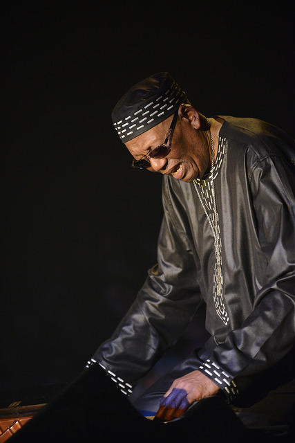 The Randy Weston African Rhythms Sextet will perform at the Wells Fargo Jazz Series, Spoleto Festival USA.