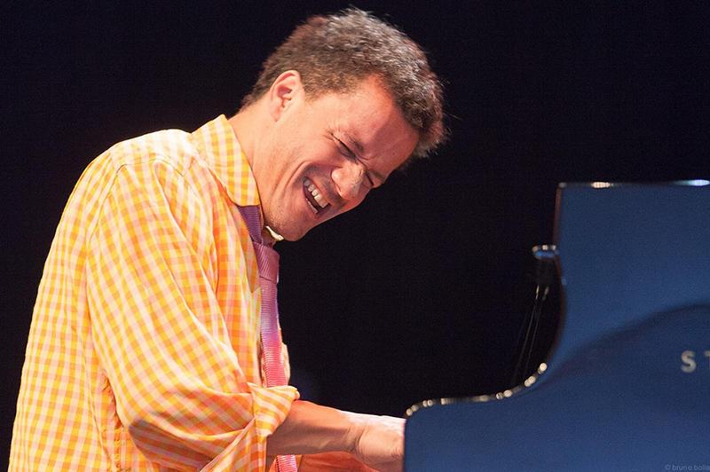 Jacky Terrason, Gent Jazz Festival, July 7, 2013