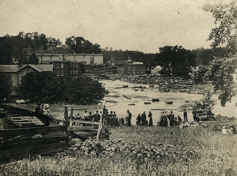 Pacolet Mill # 1, Pacolet, SC  - June 6, 1903.