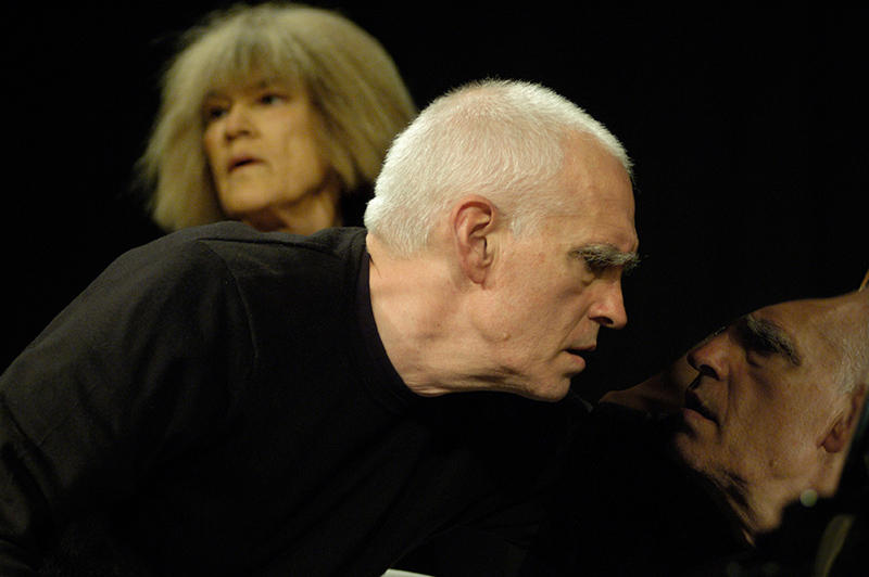 Carla Bley and Steve Swallow