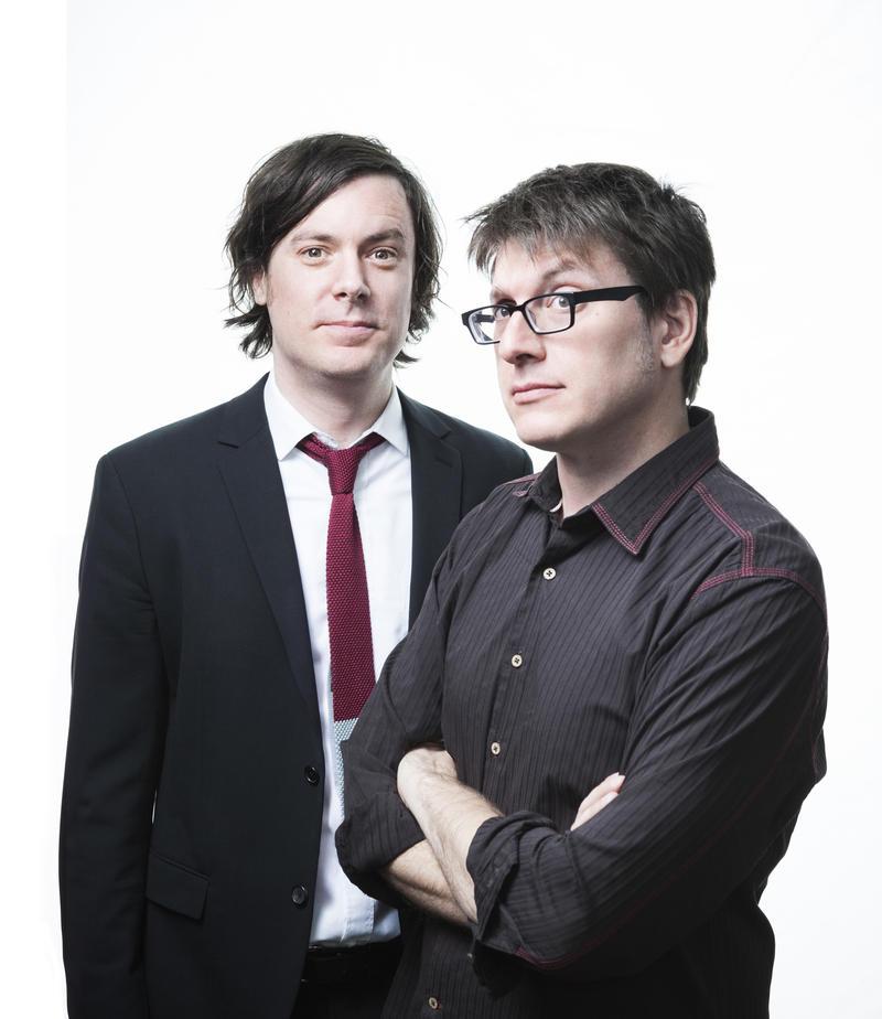 Brendan Francis Newnam and Rico Gagliano