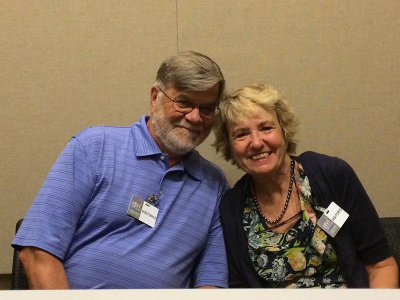 Larry and Linda Dixon
