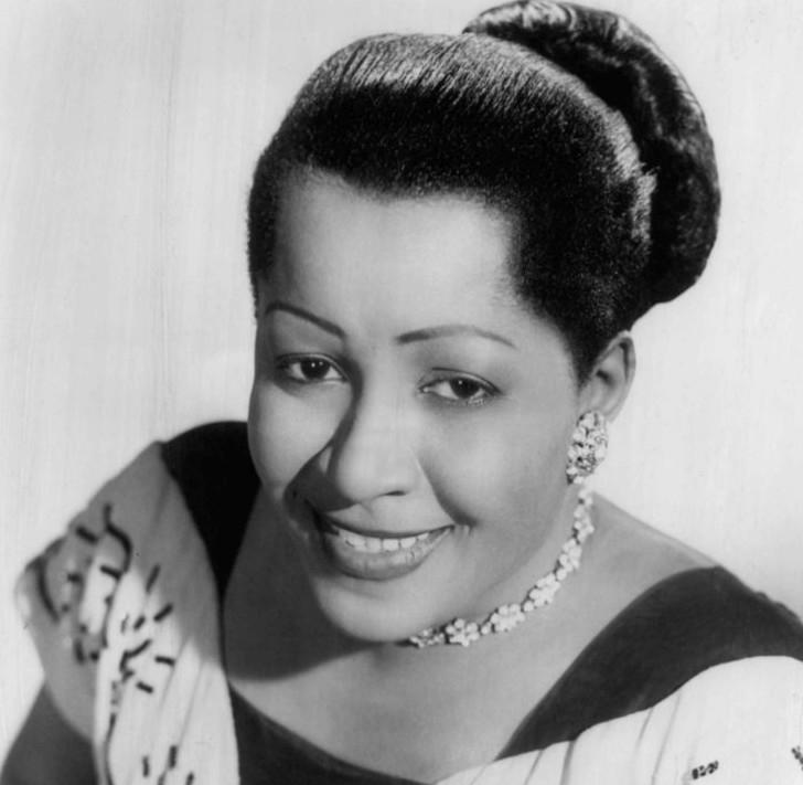 Nellie Luchter, circa 1950