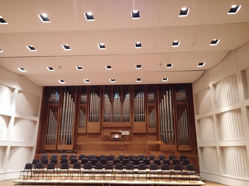 Casavant Organ from 1990