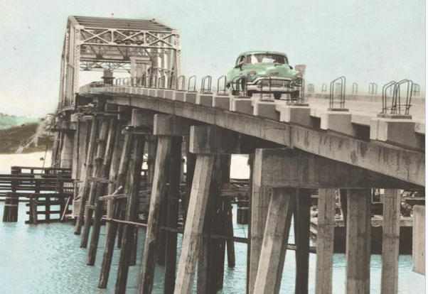 Cover photo: A History of Beaufort County - Bridging the Sea Islands' Past and Present, 1893–2006