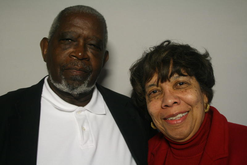 Dr. J. Herman Blake and Dr. Emily Moore, Charleston, 2012