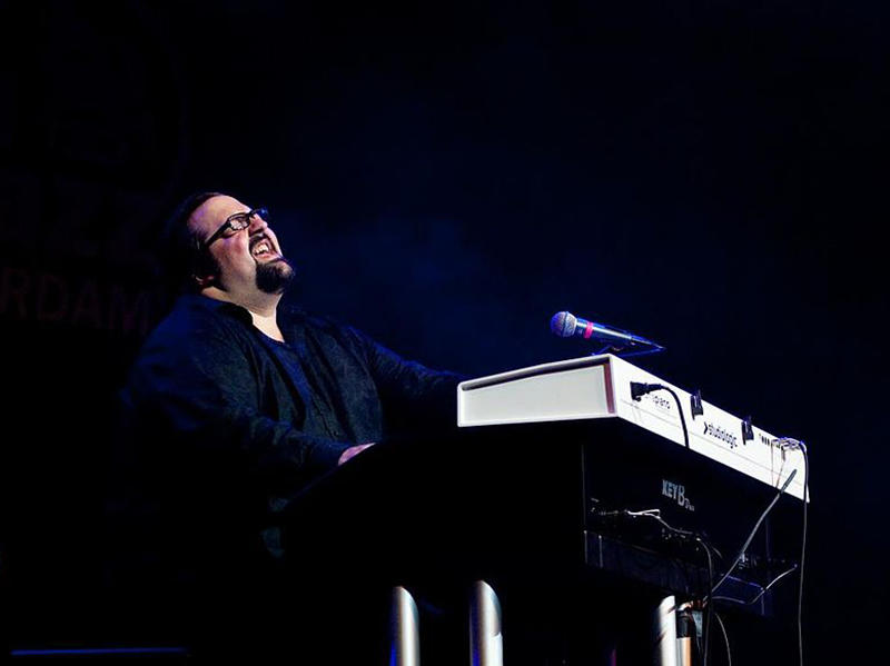Joey DeFrancesco at the North Sea Jazz Festival.