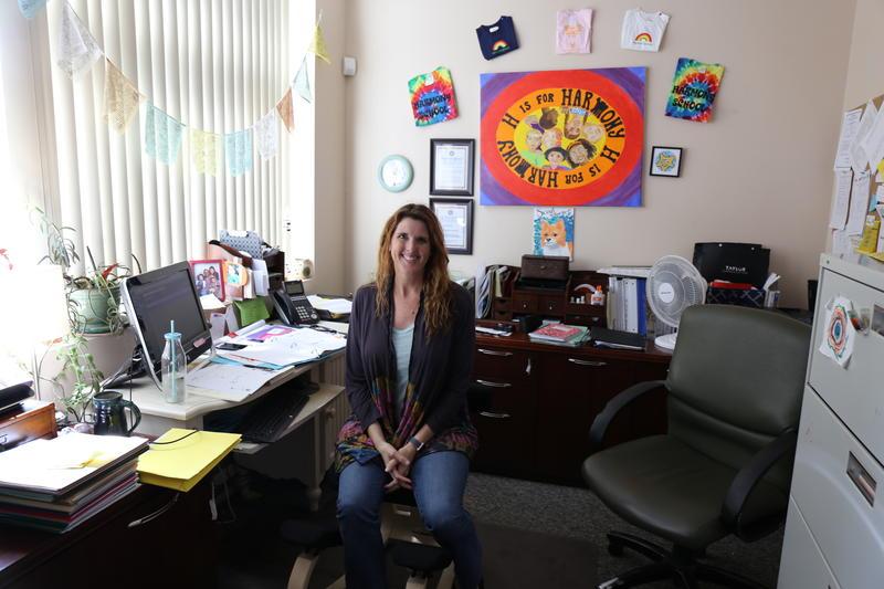 Jen Peterman, Administrator at Harmony School