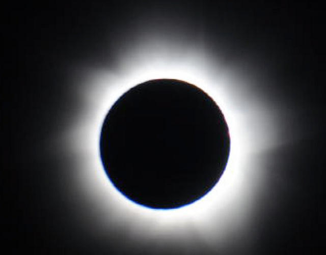 Solar eclipse - November 13, 2012.
