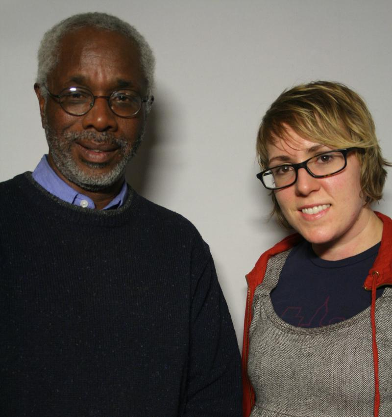 Herb Frazier and Erin Dickey, Charleston 2012