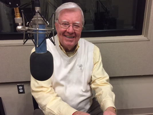 Jovial Joe Pinner has been a familiar face, and voice, in South Carolina broadcasting for more than a half century.
