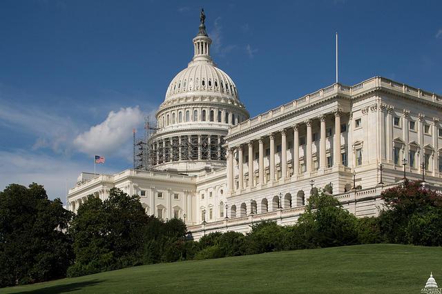 The U. S. Capitol Building
