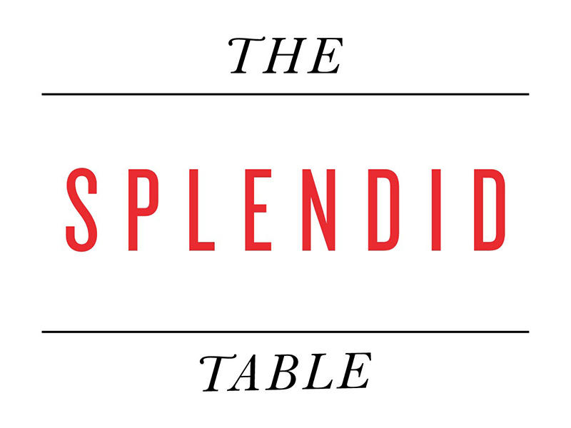 logo for The Splendid Table