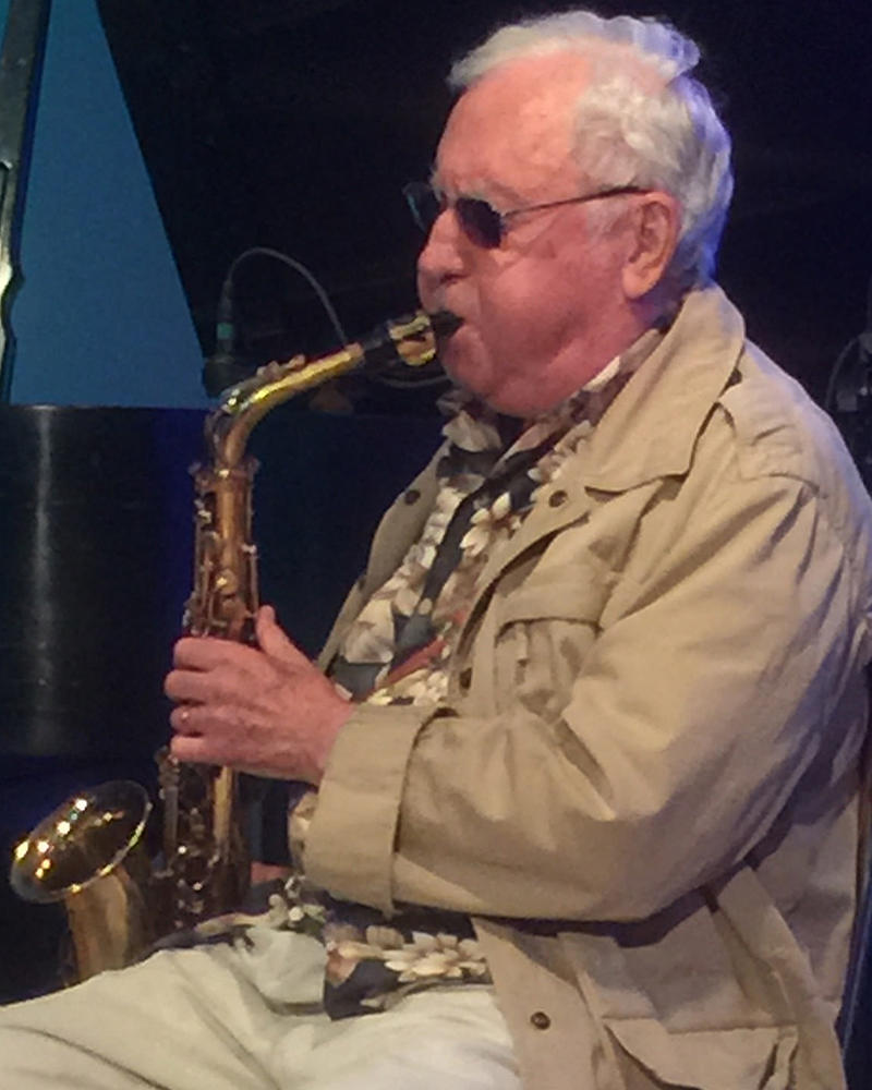 Lee Konitz at Regattabar