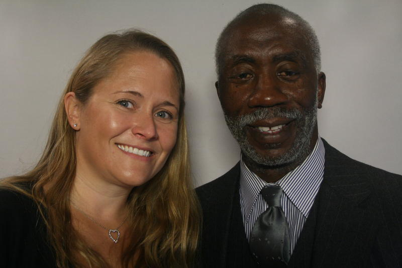 Corie Hipp and Earnest Parks, Charleston 2012