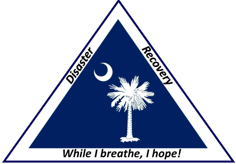 The South Carolina Disaster Recovery Office logo.