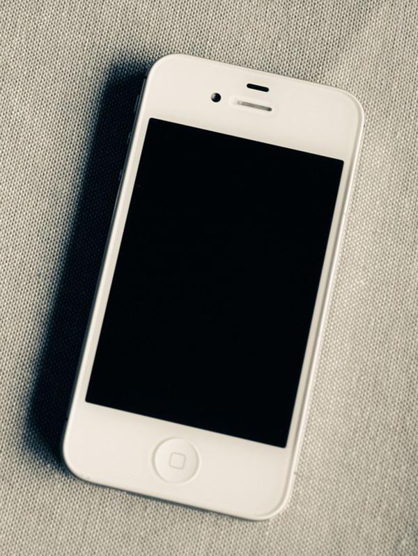 A generic smartphone.