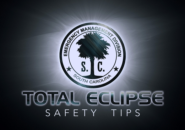 SC Emergency Management Division eclipse logo