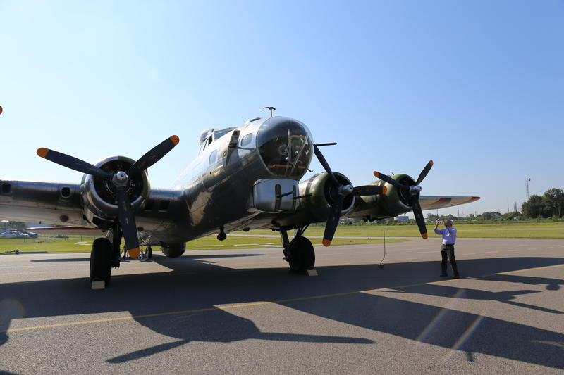 WWII B-17 Bomber