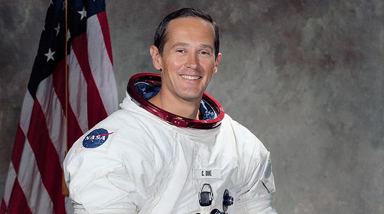 Charles M. Duke, Jr.