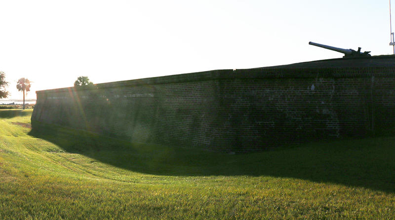 Fort Moultrie, Sullivan's Island.
