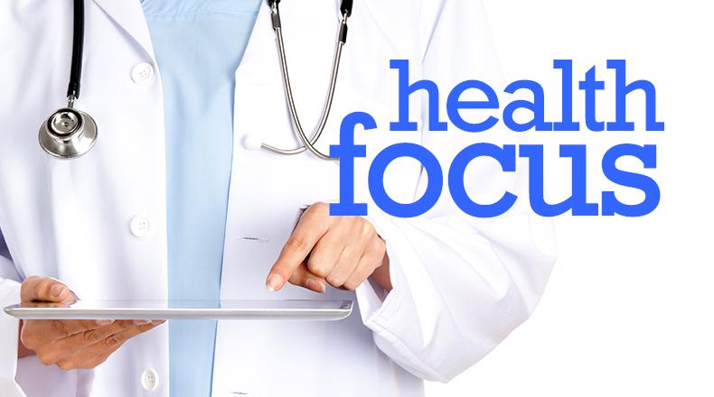 Health Focus logo
