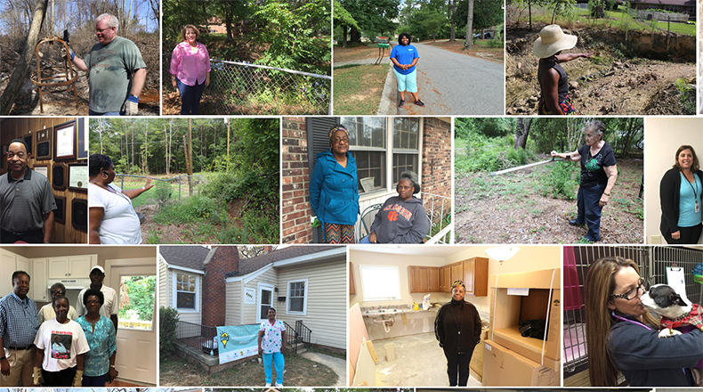 Faces of Recovery: For the past two years, South Carolina Public Radio has shared the stories of survival and recovery from the Oct. 2015 flood.