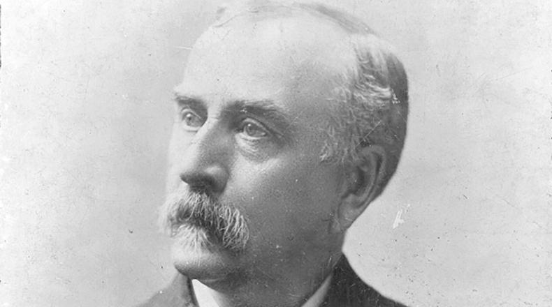 J. Sterling Morton, founder of Arbor Day.