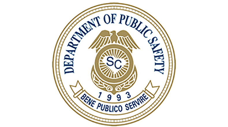 South Carolina Department of Public Safety logo
