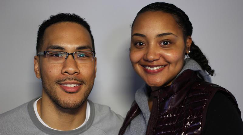 Kelvin and Chanta Moore, Columbia 2016