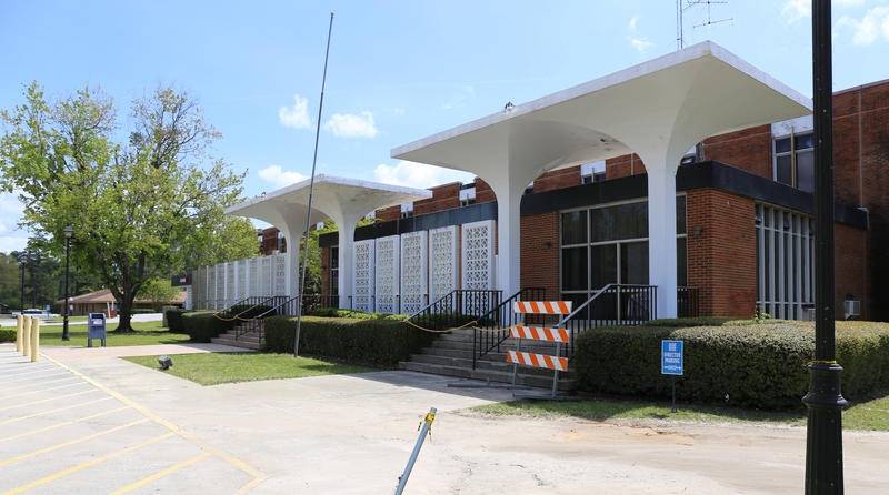 The Williamsburg Regional Hospital's building in Kingstree was irreparably damaged during the 2015 floods.