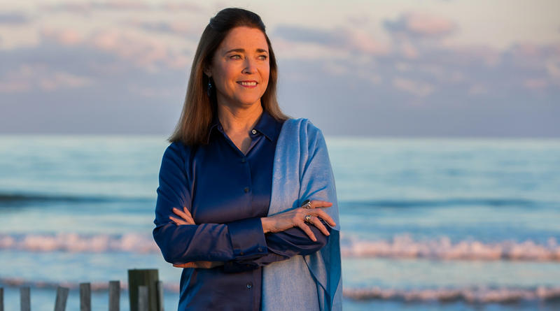"South Carolina writer Mary Alice Monroe is one of the many Palmetto State authors and poets to be featured in the new ETV series ""By the River,"" which can be seen Thursday nights at 8 p.m. beginning Sept. 13."