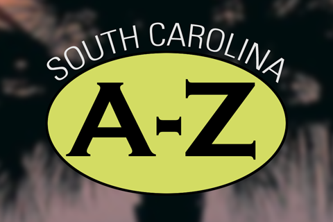 South Carolina from A to Z logo