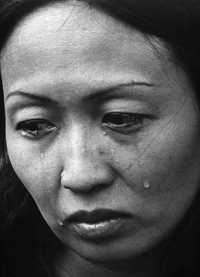 Vietnamese refugee, 1975