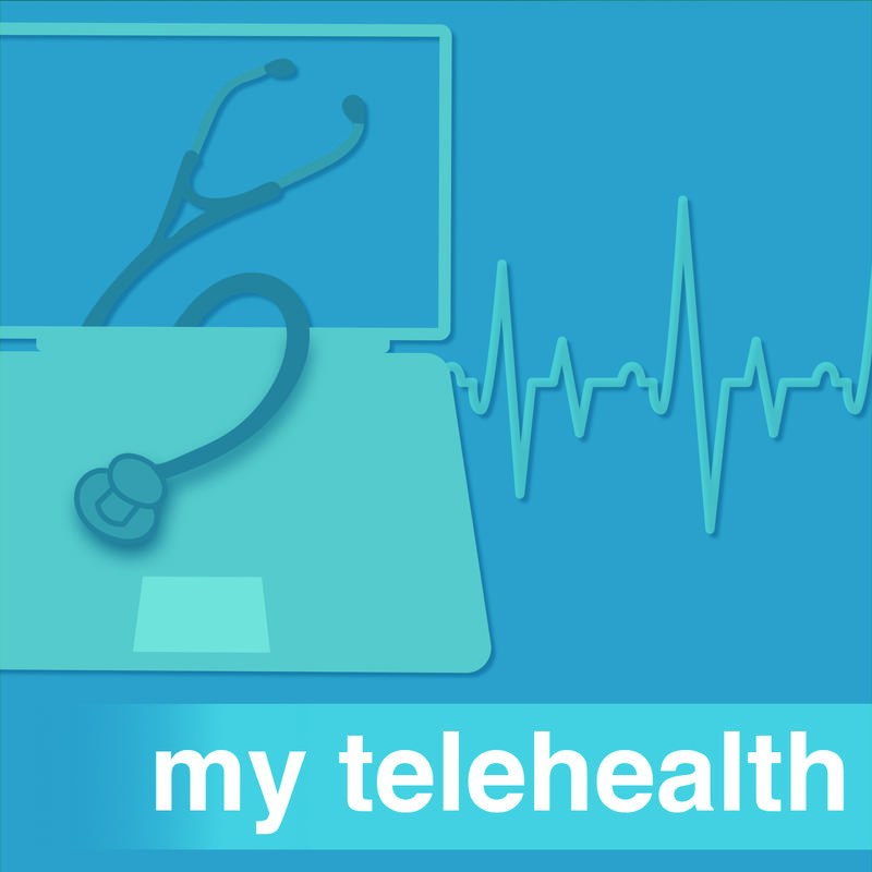 My Telehealth logo